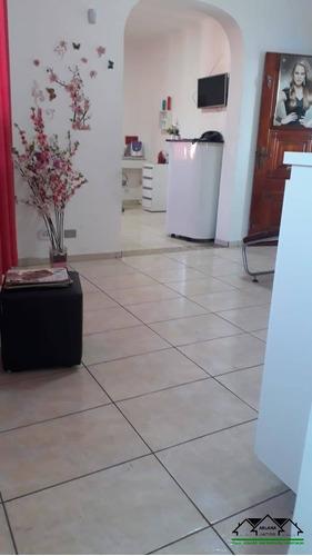 Sala Comercial - 60 M² - Vila Lucinda - Santo André/ Sp - Abcm0026