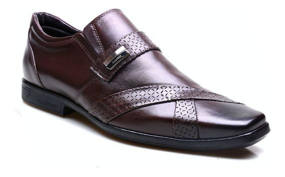 Sapato Social Calvest 2370c564 Masculino