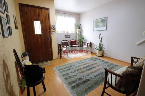 Casa Com 2 Dormitórios À Venda, 110 M² Por R$ 949.999,98 - Vila Mariana - São Paulo/sp - Ca0273