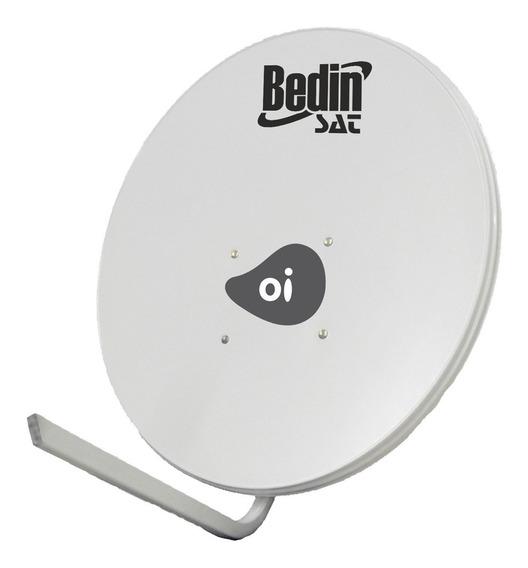 Antena De Tv Banda Ku Chapa 75cm Bedin Sat