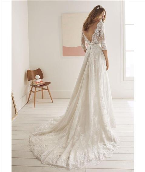 Vestido Novia Oden White One By Pronovias