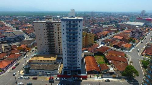Imagem 1 de 21 de Apartamento Com 2 Dormitórios À Venda, 60 M² Por R$ 280.474,05 - Tupi - Praia Grande/sp - Ap2009