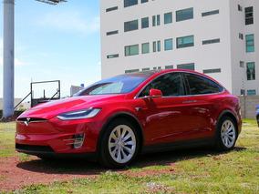 Tesla Model X75 D 2017