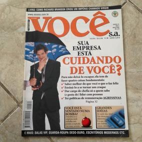 Revista Você S/a Ed22 Abril 2000 Sua Empresa Está Cuidando