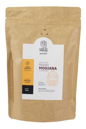 Café Do Mestre Specials Região Mogiana 250g Grão