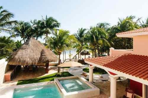 Hacienda Calypso, Frente Al Mar Del Caribe