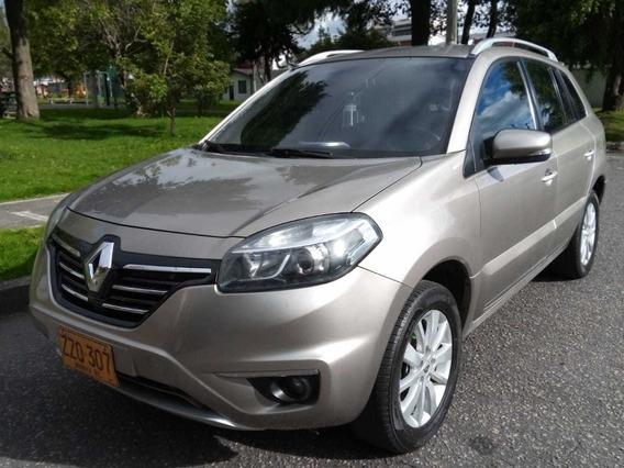 Renault Koleos Dynamique 4x2 Cvt Secuencial Full Equipo