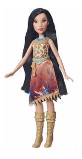 Disney Princess Royal Reflejo Pocahontas Muñeca