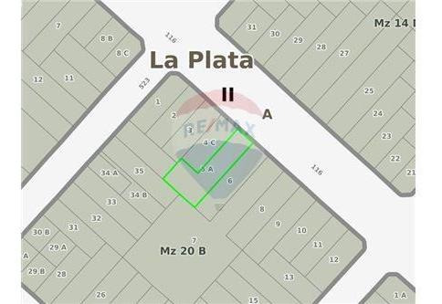 Lote En Venta, Tolosa. Oportunidad Para Desarrollo