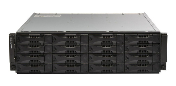 Storage Dell Equallogic Ps4000 Sem Hds Com Todas As Gavetas