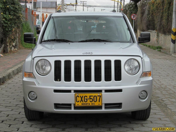 2007 Jeep Patriot Limited Mt 2400cc 4x4 5p