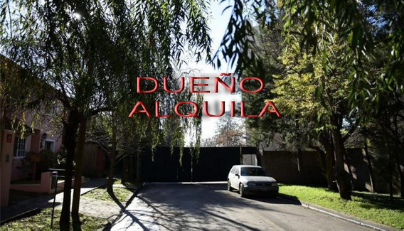 Dueño Alquila S Isidro Labrador Urug Y Pan Lum. Sin Muebles