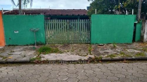 Casa No Balneário Gaivota Em Itanhaém - 6524