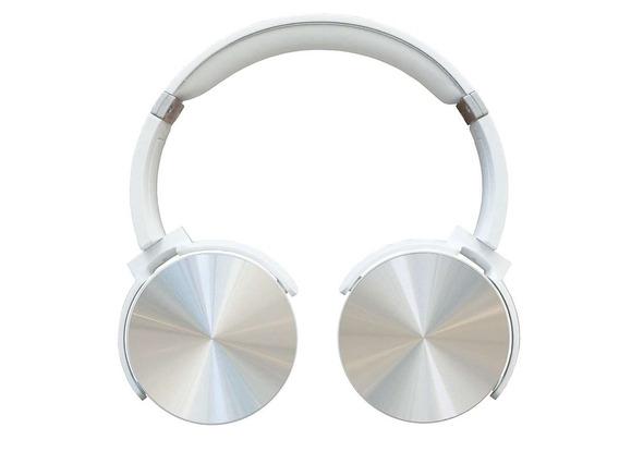 Fone De Ouvido Bluetooth Headset Cosmic Hs309 Branco - Oex