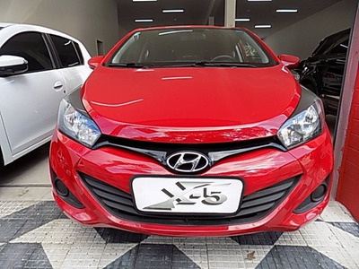 Hyundai Hb20 1.6 Comfort 16v Flex 4p Manual