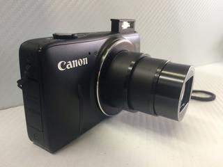 Cámara Canon Sx600 Hs + Sd 8gb Y Cargador Like New
