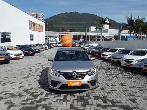 Imagem 1 de 9 de Renault Sandero 1.0 12v Sce Flex Zen Manual