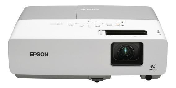 Projetor Epson 3lcd Emp-83h - Imagem Hd -