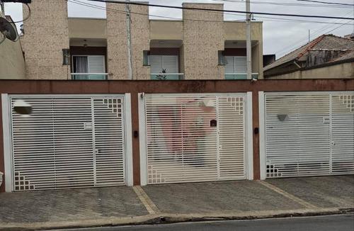 Sobrado Com 2 Dormitórios À Venda, 80 M² Por R$ 450.000 - Vila Alpina - São Paulo/sp - So1521