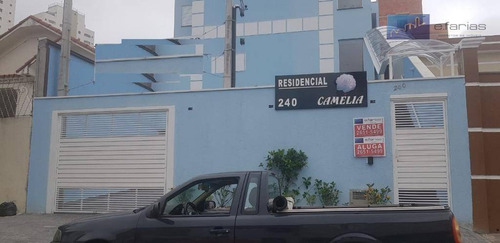 Imagem 1 de 13 de Studio Com 1 Dormitório Para Alugar, 38 M² Por R$ 1.350,00/mês - Vila Matilde - São Paulo/sp - St0130