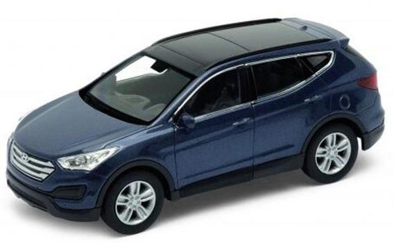 Auto 1:36 Hyundai Santafe Welly Lionels 3677