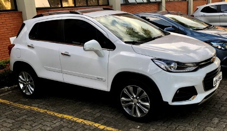 Chevrolet Tracker 1.4 Ltz Turbo Aut. 5p