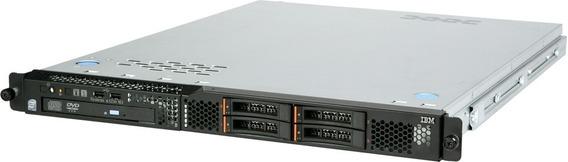 Servidor Ibm X3250 M3 Xeon Quadcore 2.66 Ghz 8gb - Hd 250gb