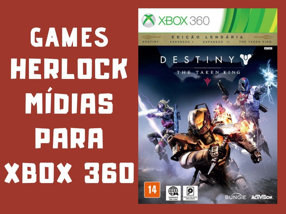 Destiny - Xbox 360 - Mídia Digital