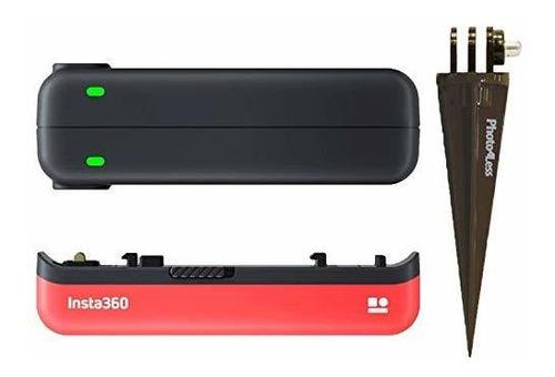 Insta360 One R Cargador De Batería + Insta360 One R Base De