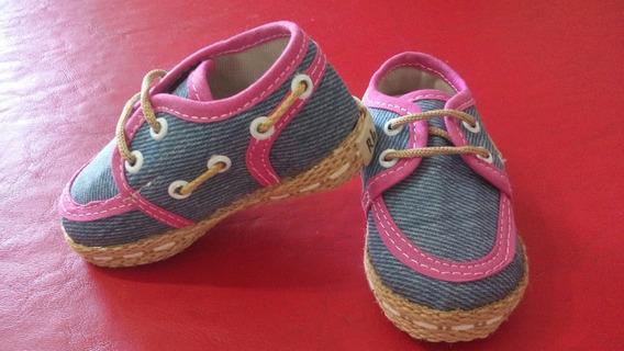 Zapatillas Nauticas Niños Niñas
