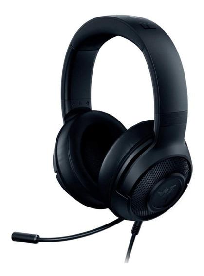 Headset Gamer Razer Kraken X Lite Multiplatform 7.1 P2 Preto