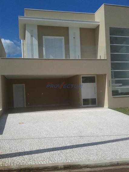 Casa À Venda Em Residencial Portal Do Lago - Ca271739