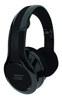 Sms Audio 50 cent Wired Auriculares De Dj Negro