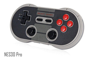 Gamepad Controle 8bitdo Nes30 Pro - Bluetooth