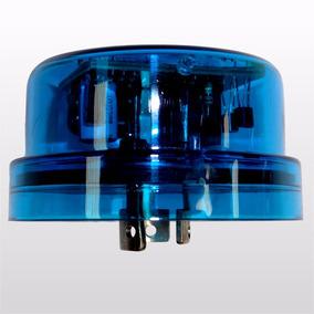 Relê Fotoeletônico Bivolt Azul Tm8-rf-001