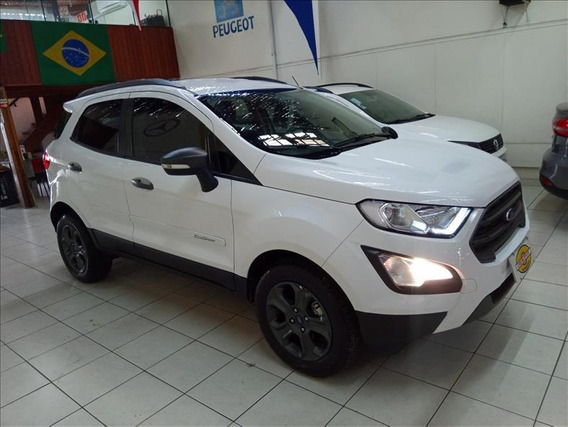 Ford Ecosport Ecosport Freestyle 1.5 12v Flex Automática