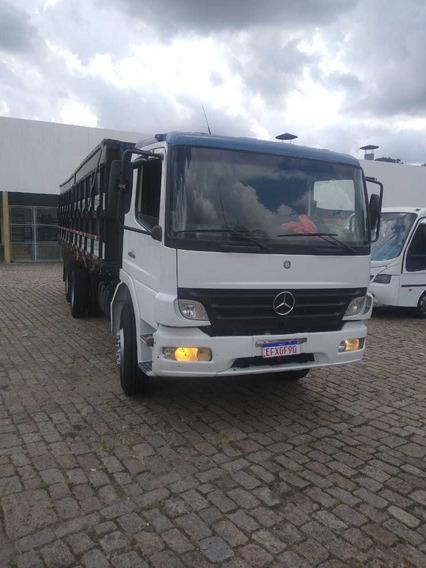 Mercedes Benz Atego 1725 Truck 2008