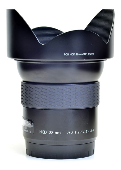 Objetiva Hasselblad 28mm Linha Digital Hcd 7lvs13402