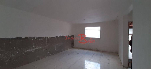 Imagem 1 de 16 de Casa Com 3 Dormitórios À Venda, 120 M² Por R$ 480.000 - Loteamento Residencial Central Park Ii - Itatiba/sp - Ca1533
