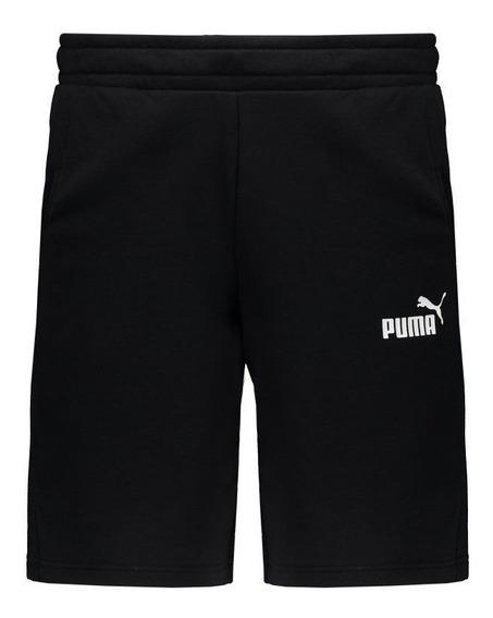 Bermuda Puma Essentials Preta