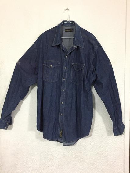 Camisa Jeans Wragler B199 (10)