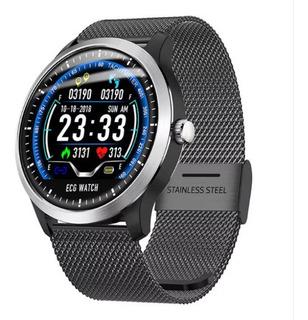 Relógio Smartwatch Ecg Ppg N58 Pronta Entrega
