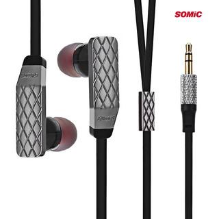 Audífonos Intraurales Somic L2 Sonido De Alta Fidelidad