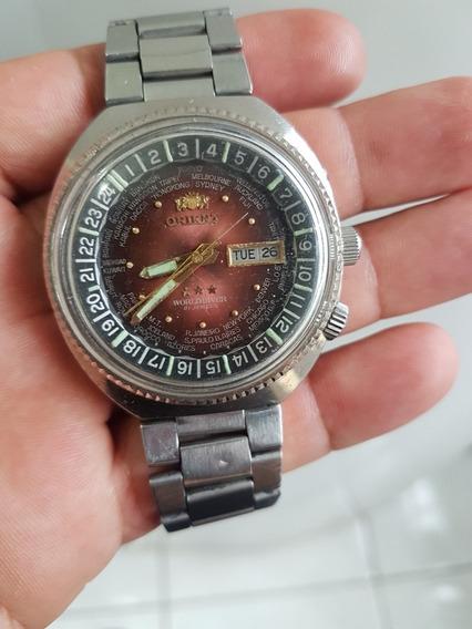 Relógio Orient Submarino Wd =kd =flytech =speed Tech