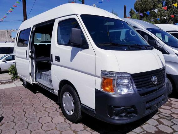 Urvan 2011 Convercion Desde $$47,249 Llama Ya Pm