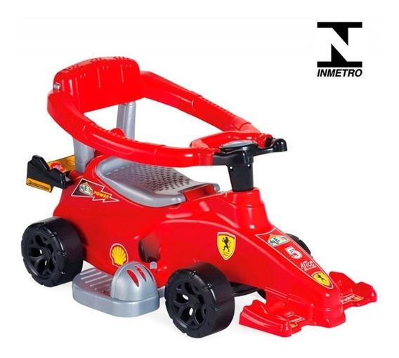 Carrinho De Passeio Para Bebê Fórmula 1 - Calesita 0932