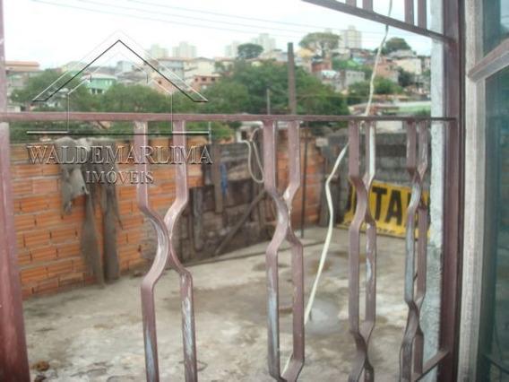 Sobrado - Jardim Maria Rosa - Ref: 3496 - V-3496