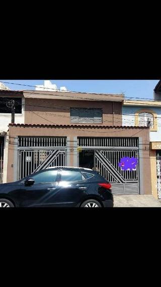 Sobrado Com 4 Dormitórios À Venda, 241 M² Por R$ 650.000 - Independência - São Bernardo Do Campo/sp - So0817