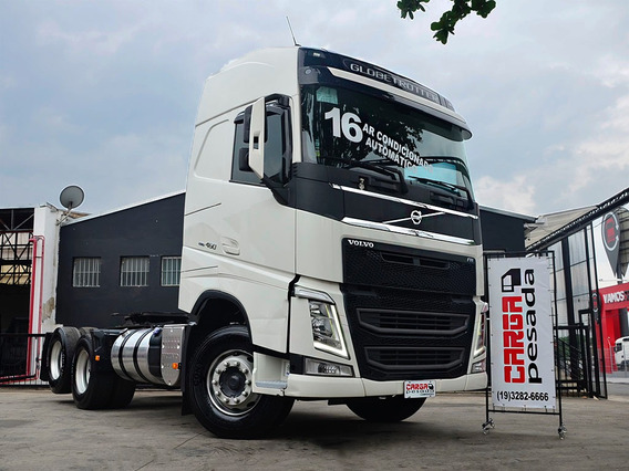 Volvo Fh 460 6x2 Globetrotter 2016 Fh 400 440 420 500 540