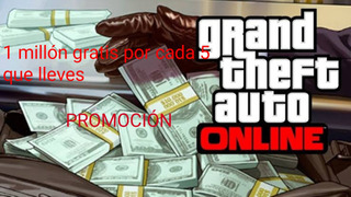 Dinero Gta 5 Online Ps4 1 Millon